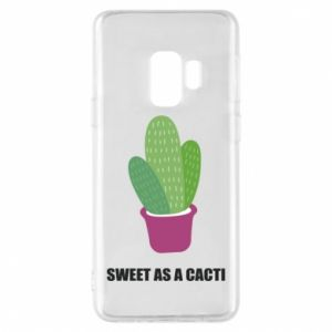 Phone case for Samsung S9 Sweet as a cacti