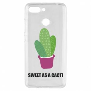 Phone case for Xiaomi Redmi 6 Sweet as a cacti