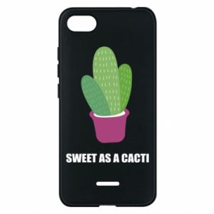 Phone case for Xiaomi Redmi 6A Sweet as a cacti