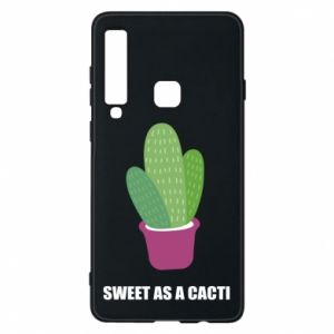 Phone case for Samsung A9 2018 Sweet as a cacti