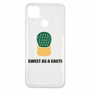 Etui na Xiaomi Redmi 9c Sweet as a round cacti