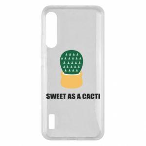 Etui na Xiaomi Mi A3 Sweet as a round cacti