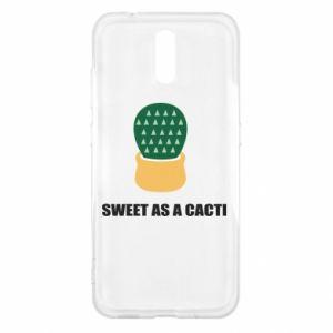 Etui na Nokia 2.3 Sweet as a round cacti