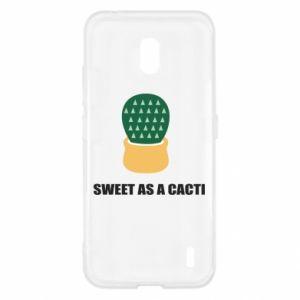 Etui na Nokia 2.2 Sweet as a round cacti