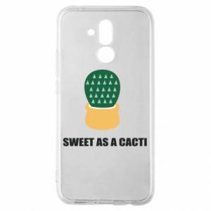 Etui na Huawei Mate 20 Lite Sweet as a round cacti