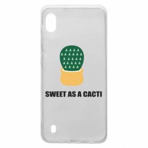 Etui na Samsung A10 Sweet as a round cacti