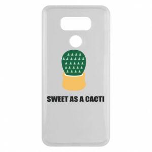 Etui na LG G6 Sweet as a round cacti