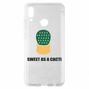 Etui na Huawei P Smart 2019 Sweet as a round cacti