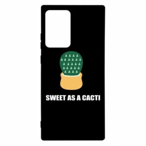Etui na Samsung Note 20 Ultra Sweet as a round cacti