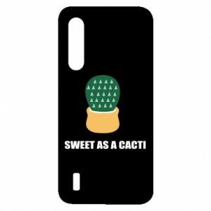 Etui na Xiaomi Mi9 Lite Sweet as a round cacti