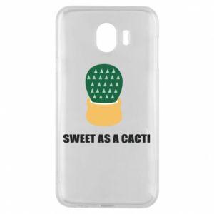Etui na Samsung J4 Sweet as a round cacti
