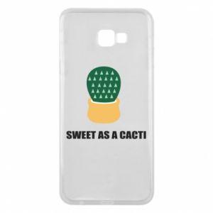 Etui na Samsung J4 Plus 2018 Sweet as a round cacti