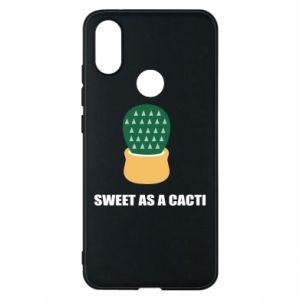 Etui na Xiaomi Mi A2 Sweet as a round cacti