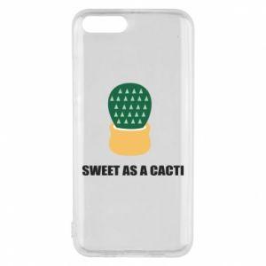 Etui na Xiaomi Mi6 Sweet as a round cacti