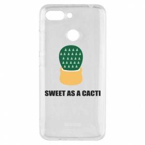 Etui na Xiaomi Redmi 6 Sweet as a round cacti