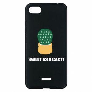 Etui na Xiaomi Redmi 6A Sweet as a round cacti