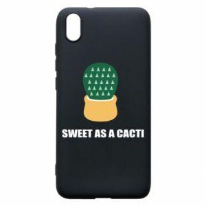 Etui na Xiaomi Redmi 7A Sweet as a round cacti