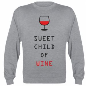 Bluza (raglan) Sweet child of wine