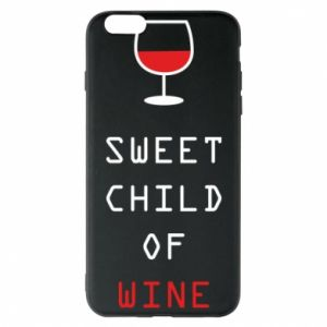 Etui na iPhone 6 Plus/6S Plus Sweet child of wine