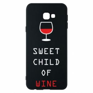Etui na Samsung J4 Plus 2018 Sweet child of wine