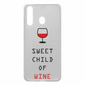 Etui na Samsung A60 Sweet child of wine