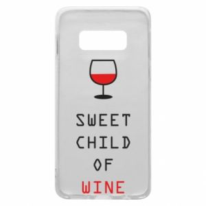 Etui na Samsung S10e Sweet child of wine