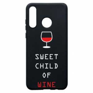 Etui na Huawei P30 Lite Sweet child of wine