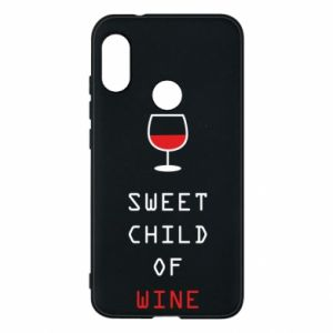 Etui na Mi A2 Lite Sweet child of wine