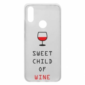 Etui na Xiaomi Redmi 7 Sweet child of wine