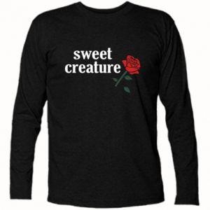Koszulka z długim rękawem Sweet creature