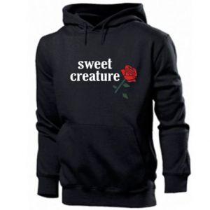 Men's hoodie Sweet creature