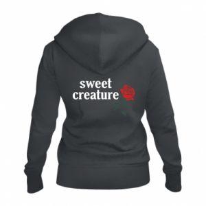 Damska bluza na zamek Sweet creature
