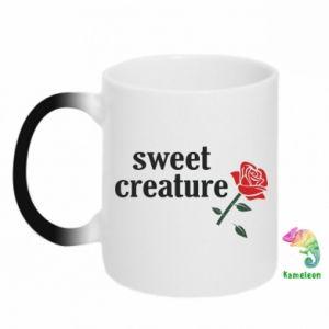 Kubek-kameleon Sweet creature