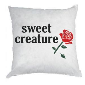 Pillow Sweet creature