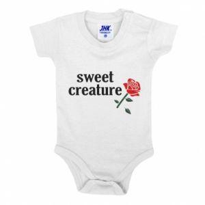 Body dziecięce Sweet creature