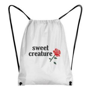 Backpack-bag Sweet creature