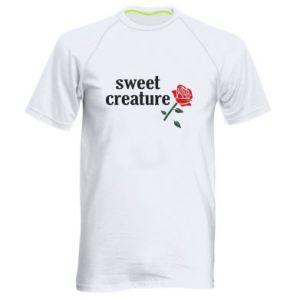 Koszulka sportowa męska Sweet creature