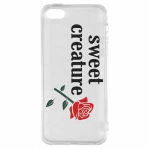 Phone case for iPhone 5/5S/SE Sweet creature