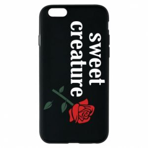 Phone case for iPhone 6/6S Sweet creature
