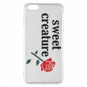 Phone case for iPhone 6 Plus/6S Plus Sweet creature
