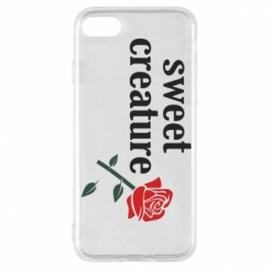Phone case for iPhone 7 Sweet creature