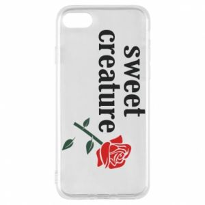 Phone case for iPhone 8 Sweet creature