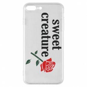 Phone case for iPhone 8 Plus Sweet creature