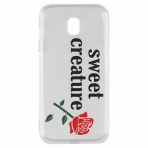 Phone case for Samsung J3 2017 Sweet creature