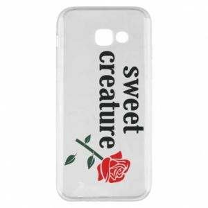 Phone case for Samsung A5 2017 Sweet creature