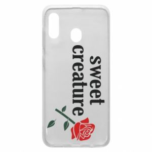 Phone case for Samsung A20 Sweet creature