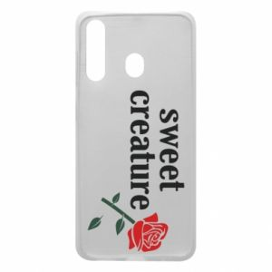 Phone case for Samsung A60 Sweet creature