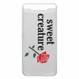 Phone case for Samsung A80 Sweet creature