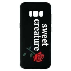 Phone case for Samsung S8 Sweet creature