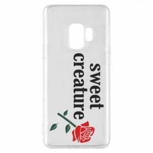 Phone case for Samsung S9 Sweet creature